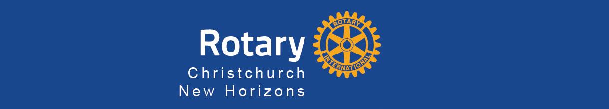 Rotary New Horizons